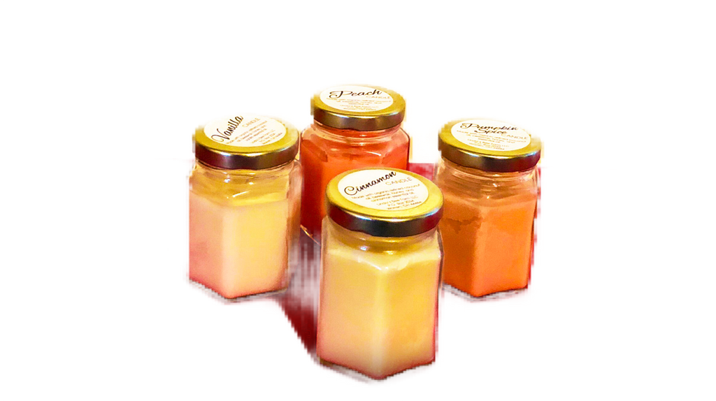 Essence of Abeja Beeswax Scented Candles - The Beepothekere Shop by Linda's Bee Farm, LLC