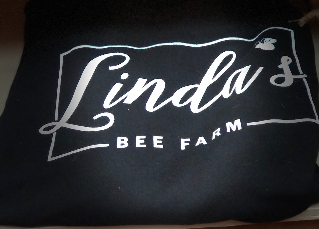 Lindas Bee Farm T-Shirt - The Beepothekere Shop by Linda's Bee Farm, LLC