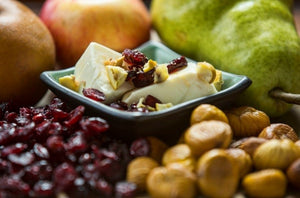 Megan Stuke's Warm Brie with Chestnuts