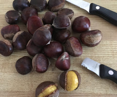 chestnut knife