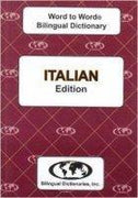 Italian Word to Word® Bilingual Dictionary