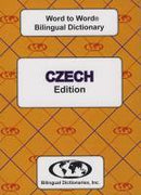 Czech Word to Word® Bilingual Dictionary