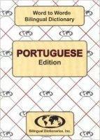 Portuguese Word to Word® Bilingual Dictionary