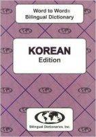 Korean Word to Word® Bilingual Dictionary
