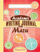 Academic Writing Journal for Math