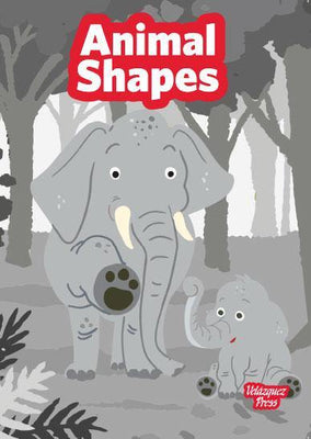 Animal Shapes (Small Book)