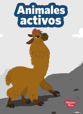 Animales activos (Small Book)