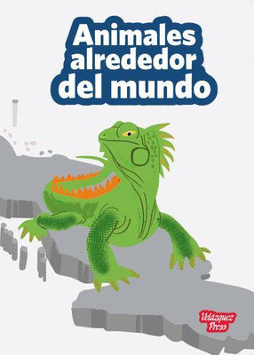 Animales alrededor del mundo (Big Book)