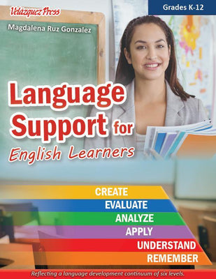 Language Support for English Learners - Velàzquez Press | Biliteracy