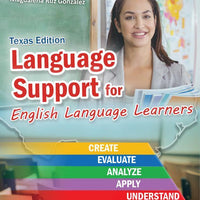 Language Support for English Language Learners - Texas Edition