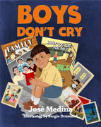 Boys Don't Cry - PREORDER