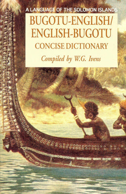 Bugotu-English/English-Bugotu Concise Dictionary