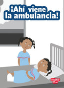 ¡Ahí viene la ambulancia! (Small Book)