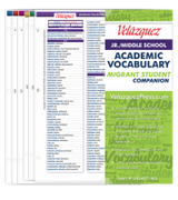 Academic Vocabulary,Migrant