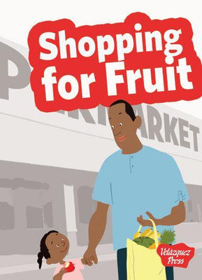 Shopping for Fruit (Big Book)
