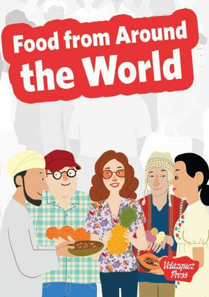 Food from Around the World (Big Book)
