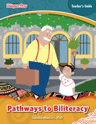 Velázquez Pathways to Biliteracy Teachers' Guide - PreK