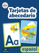Velázquez Biliteracy Program - PreK Alphabet Cards - Spanish