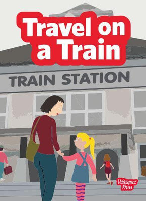 Travel on a Train (Small Book)