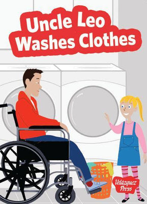 Uncle Leo Washes Clothes (Big Book)