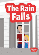 The Rain Falls (Small Book)