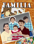 Familia (Spanish) Hardcover - Velàzquez Press | Biliteracy