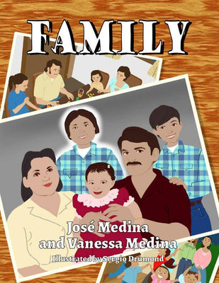 Family (English) Hardcover