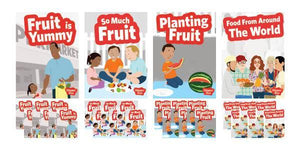Velázquez Biliteracy Program PreK Meal Time Set