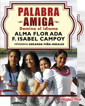 Palabra amiga: Combo (Textbook and Workbook)