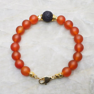 "Classic Beaded Bracelet - 7"" (XLarge/Men's) :: Stocked Colors"