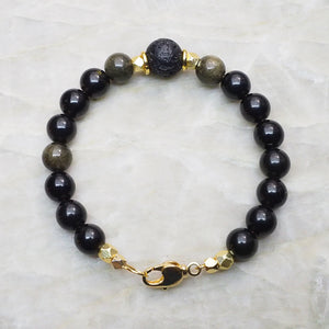 "Classic Beaded Bracelet - 6"" (Medium) :: Made to Order"