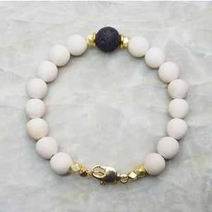 "Classic Beaded Bracelet - 6.5"" (Large) :: Made to Order"