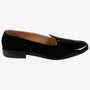 Black Patent Leather Mojris