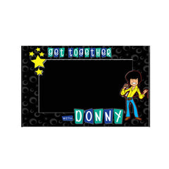 4x6 Donny Osmond Photo Frame