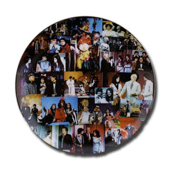 Donny & Marie Collector Plate - Dress Up Montage