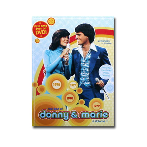 The Best of Donny & Marie DVD