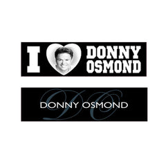 Donny Osmond Sticker Pack