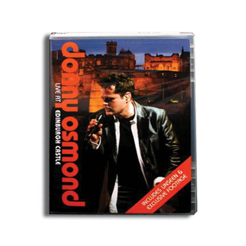 Donny Osmond Live in Edinburgh DVD