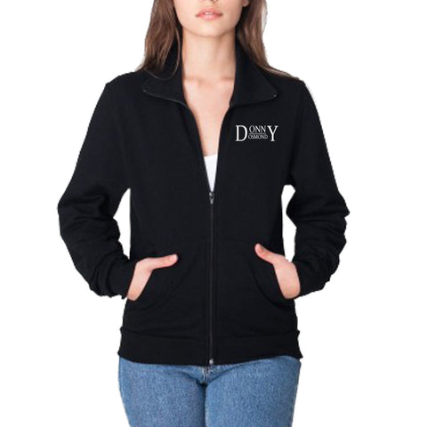 Donny Osmond Sporty Track Jacket - XLG ONLY