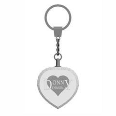 Donny Acrylic Key Chain