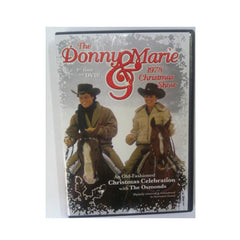 """Donny & Marie 1978 Christmas Show"" DVD"