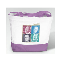 Donny Osmond Block Tote