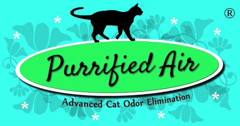 Purrified Air logo registered trademark