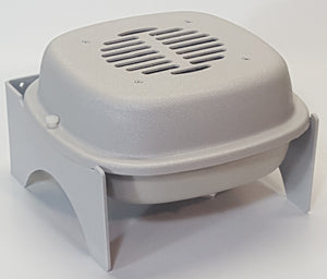 Wall-mount & table-top bracket - Purrified Air, Pet odor control accessory - cat odor and litter box air filter, Purrified Air  - Purrified Air, Purrified Air  Purrified Air