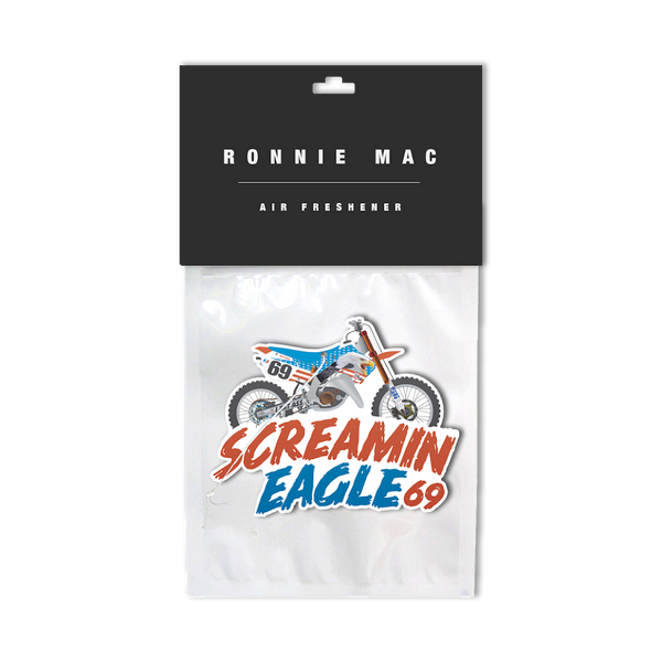 Screamin Eagle 69 Air Freshener