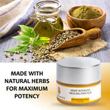 ElixrMED Hemp Intensive Healing Pain Rub-ElixrMED