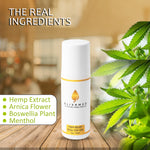 ElixrMED Hemp Oil Pain Relief Roller