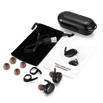 Mini TWS Wireless Bluetooth 5.0 Twins Stereo Sports Waterproof Touch Earphone