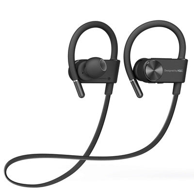 KC HD Stereo Sport Bluetooth Earphone Waterproof- 3 colors