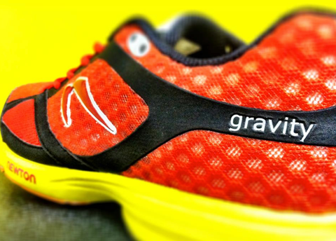 photo courtesy Newton Running, Photo: Courtesy Newton Running, http://www.facebook.com/NewtonRunning